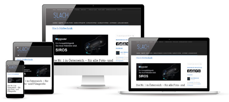 Slach Website