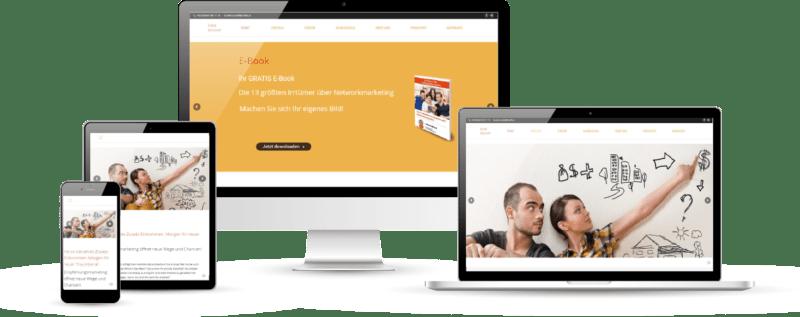 Eckelbiz.com Website