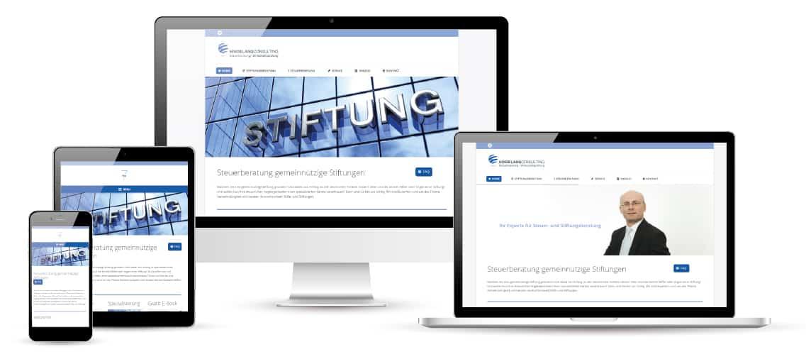 Hindelang Website