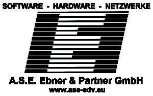 ASE EDV Logo