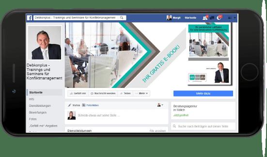 Debkon Plus Konfliktlösungen Facebook