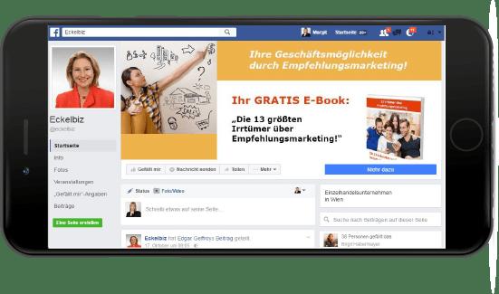 Eckelbiz.com Facebook