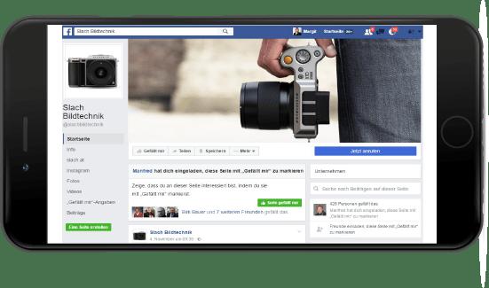 Slach Bildtechnik Facebook