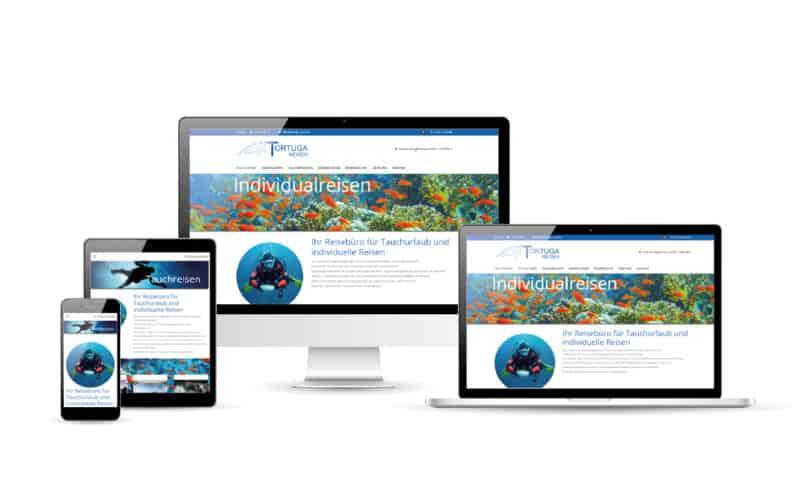Tortuga Website